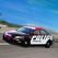 警察の車のドライビングスクールの駐車ゲーム