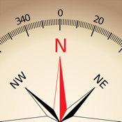 Compass for iPhone and iPad icon