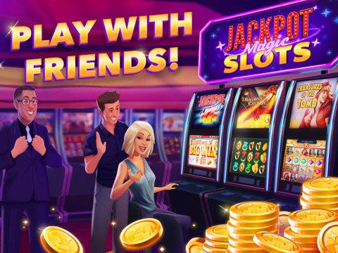Jackpot Magic Slots™ & Casino screenshot 3
