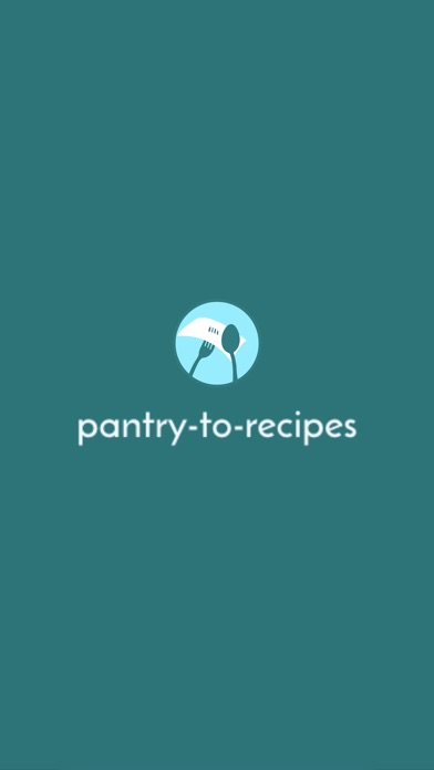 Pantry to Recipes on the App Store