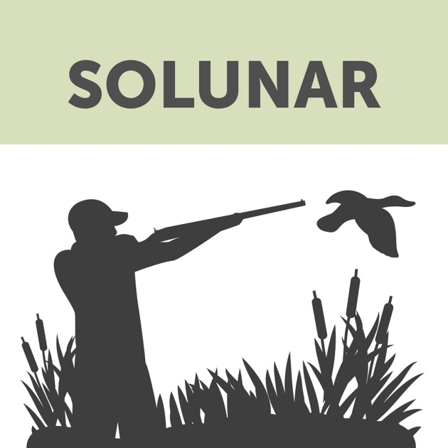 Solunar hunting fishing times on the app store for Solunar table hunting and fishing