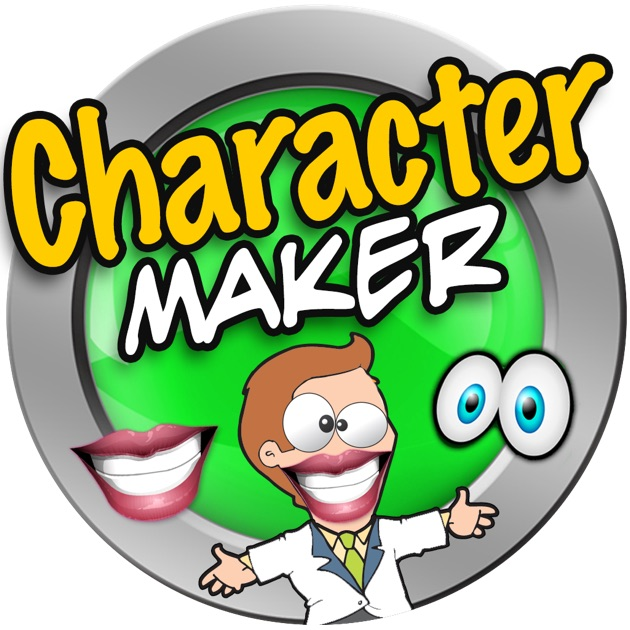 Design Your Cartoon Character : Character and avatar maker design your own cartoon
