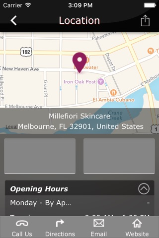 Millefiori Skincare screenshot 3