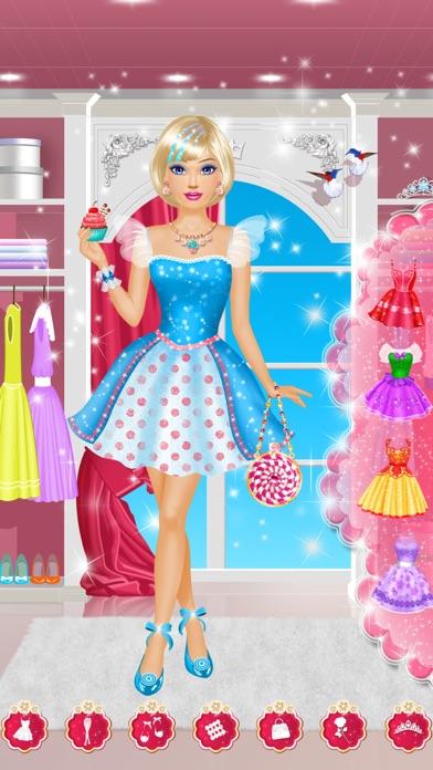 Screenshot of Principessa ama la moda - giochi per ragazze4