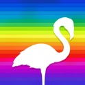 Colorfly : Coloring Book for Adults - Free Games icon