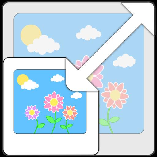 Photo Image Batch Resize Scale