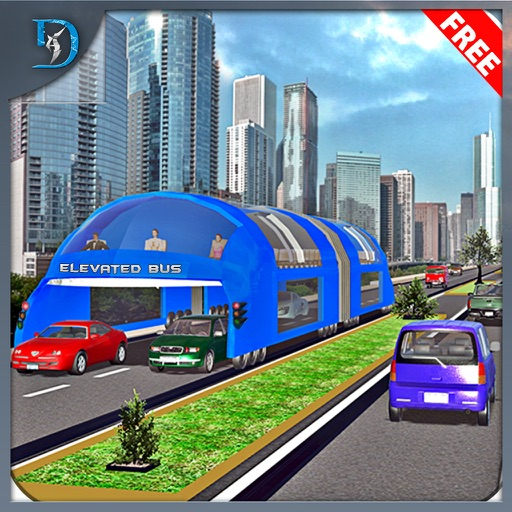 Drive Elevated Transit China Bus iOS App
