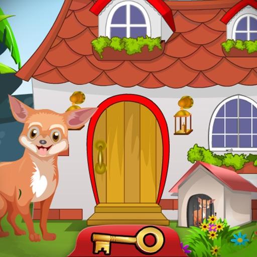Locked Kennel Dog Escape iOS App