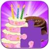Crazy Shop Cake Village Jigsaw Puzzle Fun Game