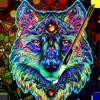 Anatoli Eidelman - ColorWolf : NEW Coloring Book artwork