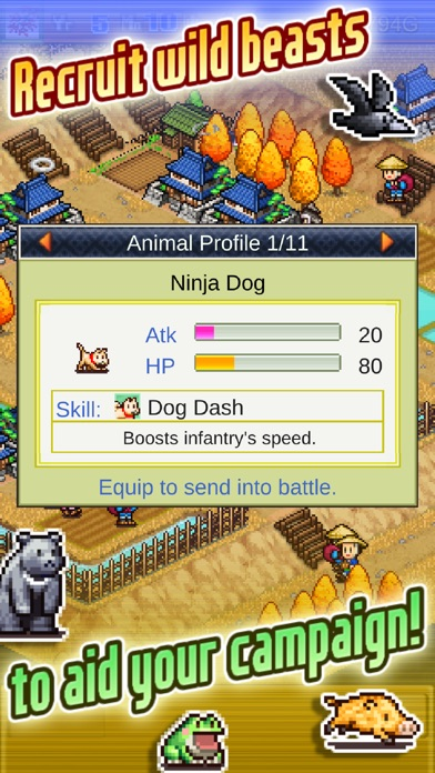 Ninja Village Screenshot 4