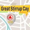Great Stirrup Cay 離線地圖導航和指南