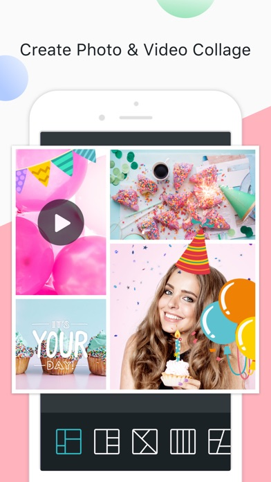 download PhotoGrid - Pic & Video Editor apps 4