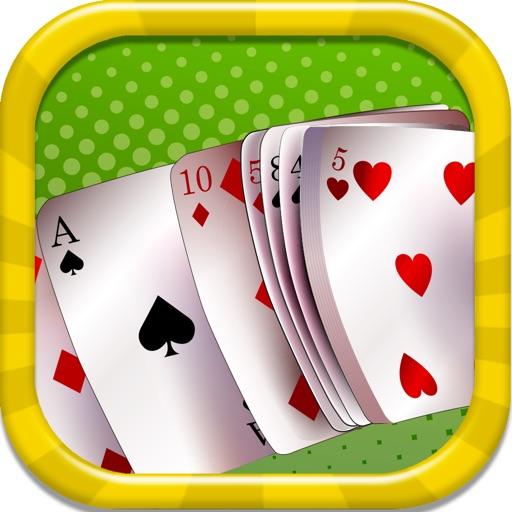 Solitare 777 Slots Atlantic Casino - Play Free Slots of Fun iOS App