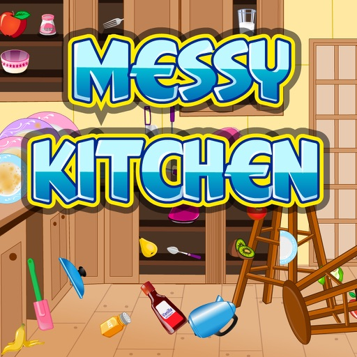 Messy Kitchen iOS App