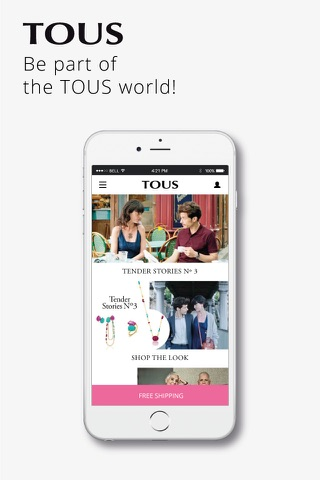 TOUS Jewelry screenshot 1