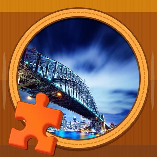 Jigsaw Puzzles Magic: Amazing Family Jigsaws iOS App