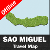 SAO MIGUEL ISLAND – GPS Travel Map Offline Navigator