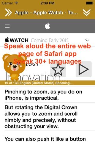 Translate 2 Pro for Safari screenshot 3