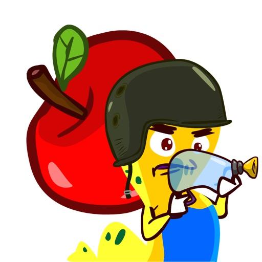 Olat Olit Fruit Wars iOS App