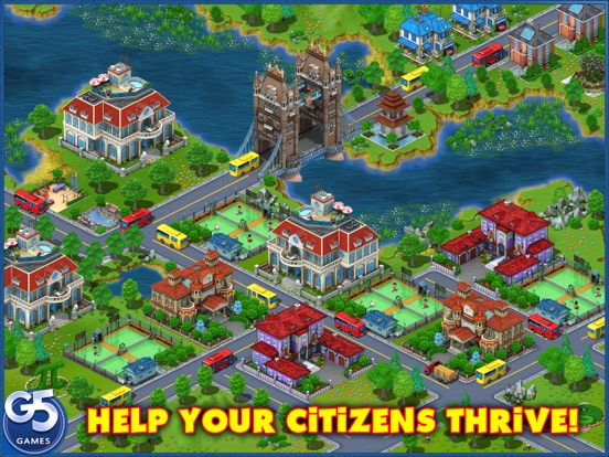 Screenshot #5 for Virtual City Playground®: Building Tycoon HD