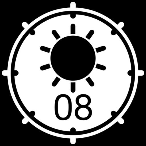天气环:Weather Circle