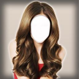 Appli pour essayer une couleur de cheveux