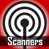 Police radio scanners plus ATC & weather scanner