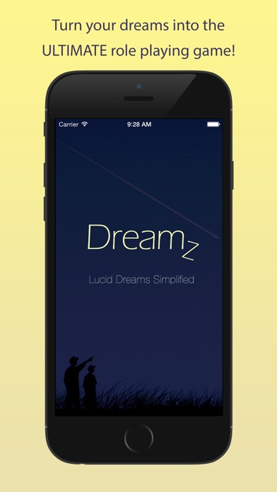 DreamZ - Lucid Dreaming. Control your dreams! Screenshot