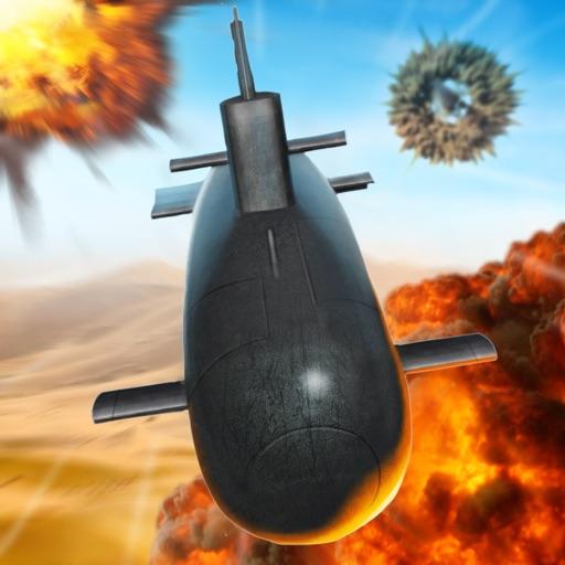 Flying Submarine iOS App