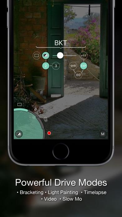ProShot - RAW, DSLR Controls & Video 앱스토어 스크린샷