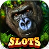 Super Fortune Gorilla Jackpot Slots Casino Machine