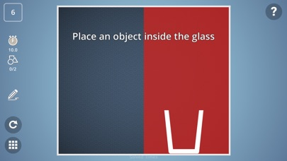 Screenshots of Brain It On! - Physics Puzzles for iPhone