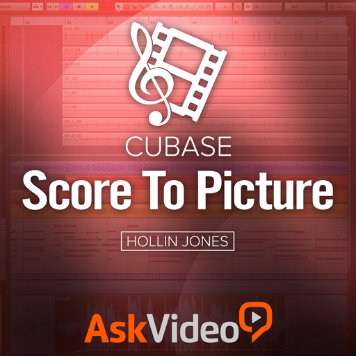 Score to Picture Course For Cubase