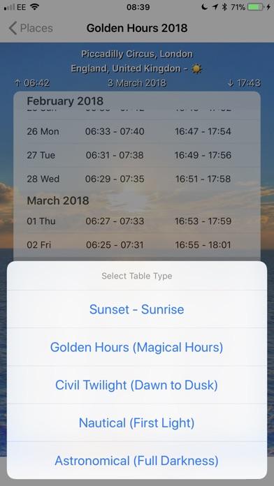 Sunrise Today Screenshots