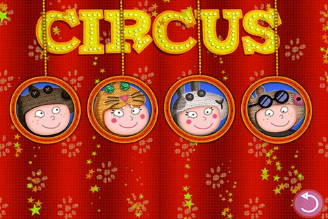 Kidnimals Circus screenshot 2