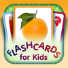 Flashcards for Kids - Learn My First Words with Child Development Flash Cards