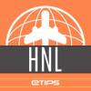 Honolulu Guia de Viagem com Mapa Offline