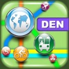 Denver Maps - Download RTD Maps and Tourist Guides. Aplicaciones gratuito para iPhone / iPad