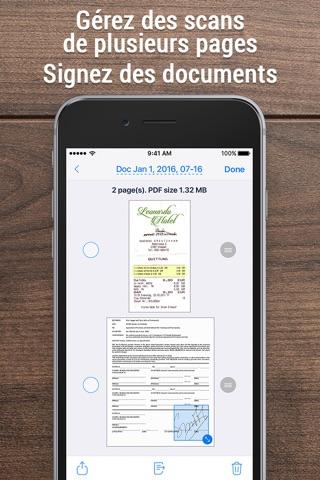 Scanner App: Scan PDF Document screenshot 4