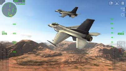 F18 Carrier Landing screenshot 2