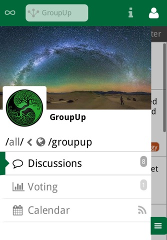 GroupUp.me screenshot 2