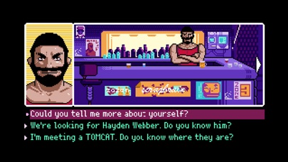 Screenshot 2 Read Only Memories: Type-M