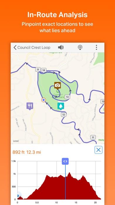 Ride with GPS - Bike Computer - App voor iPhone, iPad en ...