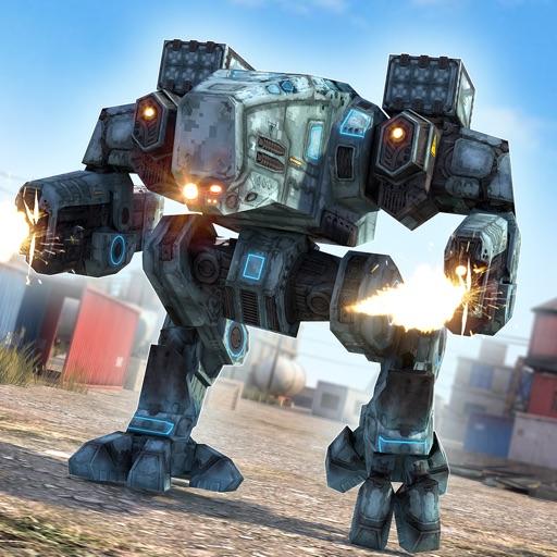 机器人 生存 保卫 战争 - 战场 杀手 单机 手游 游戏 豪华 大全 中文 版 3D