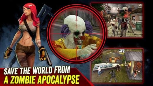 Zombie Hunter: FPS Apocalypse Screenshots