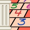Hopscotch - Multiplying Fractions