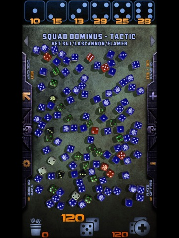 Warhammer 40,000: Assault Dice для iPad