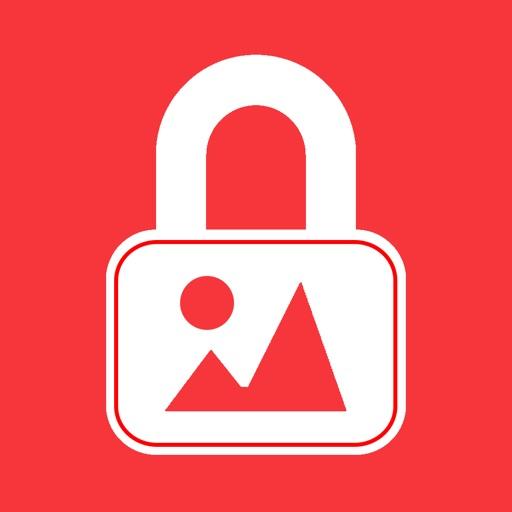 Lock Photos Safe Vault - Hide Videos Secret Album iOS App
