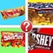 Candy Bar Picture Trivia - Guess the Tasty Candy Brands Pic Quiz